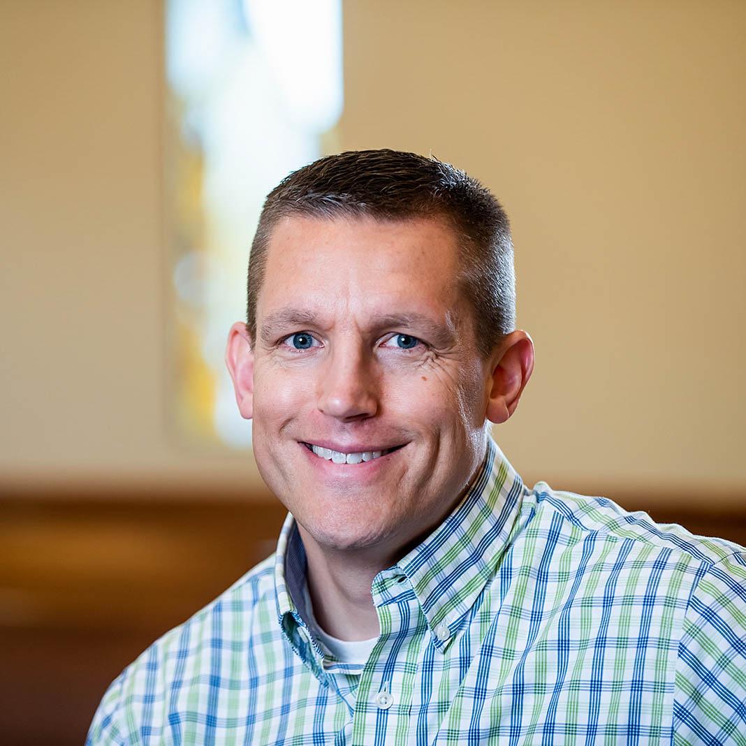 Pastor Stephen Meyer