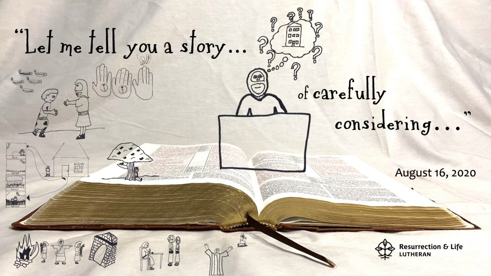 Let Me Tell You a Story of Carefully Considering... Image